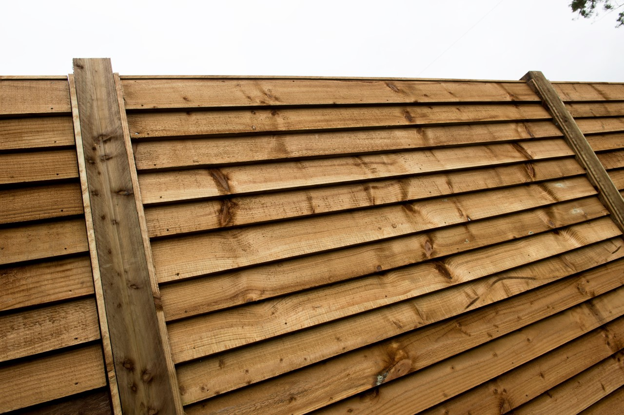 Quay Timber now stocks BSW Soundshield Fencing